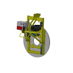Vákuový uchopovač VM 600/1-90°HYD