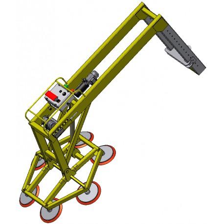 VM 1000/HYD Vacuum manipulators