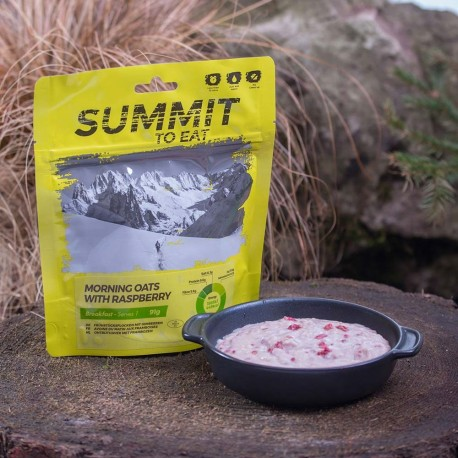 809100 / SUMMIT TO EAT OATS with Raspberry