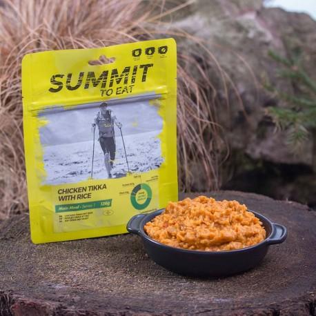 801100 / SUMMIT TO EAT Chicken Tikka with Rice