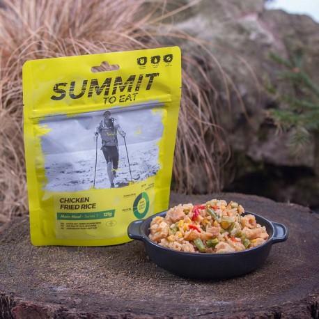 807100 / SUMMIT TO EAT Gebratener mit Huhn Reis