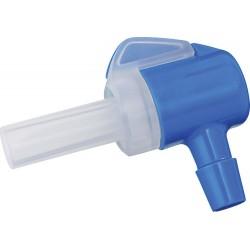PLATYPUS Shutoff valve
