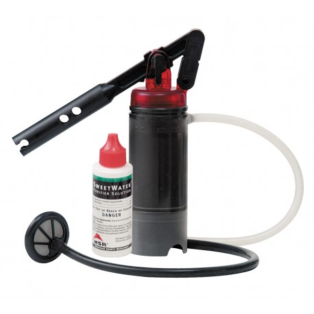 02241 / MSR SWEETWATER Purifier system