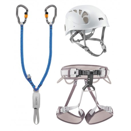 K029AA00 / PETZL KIT VIA FERRATA  VERTIGO