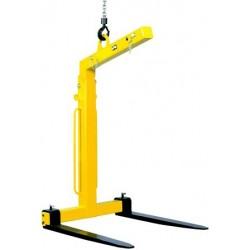 YALE TKG-VHS Crane fork