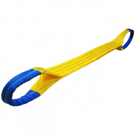 Flat webbing sling WS