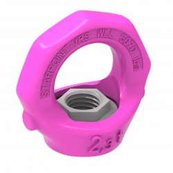 VRM STARPOINT - Eye nut, metric thread - RUD