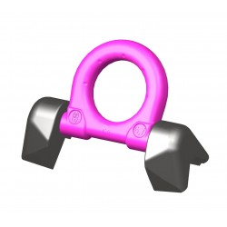 VRBK-FIX Load ring for welding for 90°-corners - RUD