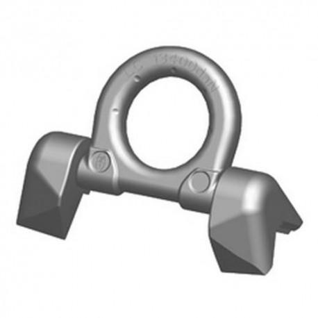 LRBK-FIX Lashing load ring for welding for 90°-corners - RUD