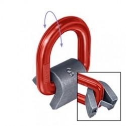 TAPS Attachment-point, weld-on-type - edge fastening - JDT