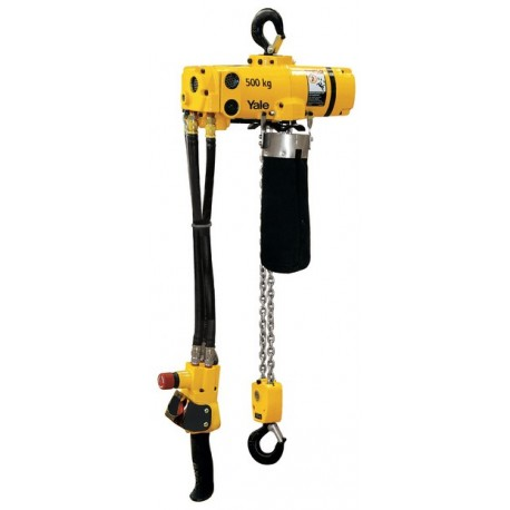 CPA980 Pneumatic chain hoist YALE