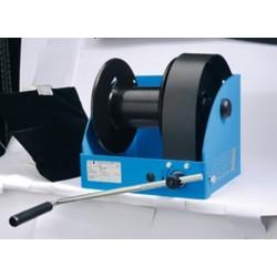 SW-E-SGOWall-mounted winch with worm gear drive  PFAFF silberblau