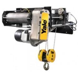 YALE YGK-E elektrický jednokoľajový lanový kladkostroj