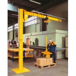 YALE PFSP Floor-mounted jib crane