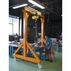 YALE TD Moveable gantry crane