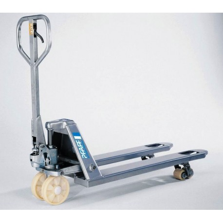 HU 25-115 GAL PROLINE ručný paletový vozík v pozinkovanom prevedení PFAFF silberblau