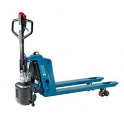JOKER CLASSIC PROLINE ručný paletový vozík s elektrickým pohonom PFAFF silberblau