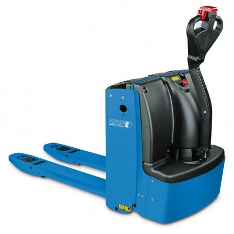 EGU PS 20 Elektrogabelhubwagen PFAFF silberblau