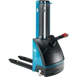 EGV PSL elektrický ručne vedený vysokozdvižný vozík PFAFF silberblau
