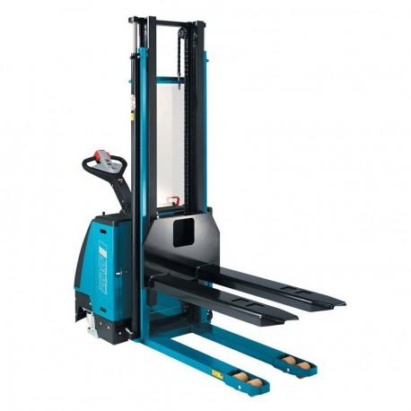 EGV PSH elektrický ručne vedený vysokozdvižný vozík PFAFF silberblau