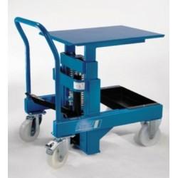 HW Werkzeughubtisch PFAFF silberblau