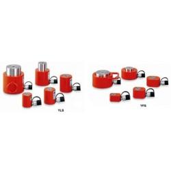 YALE YLS / YFS  Jednočinný nízky a plochý hydraulický valec