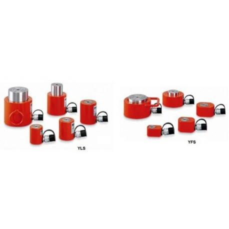 YLS / YFS Low-height and flat cylinders YALE