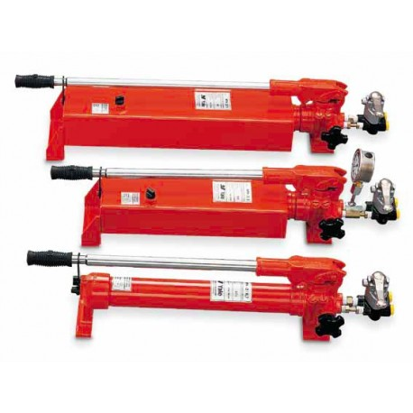 HPH Hand pumps for double-acting hydraulic cylinders YALE
