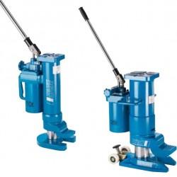 MH hydraulický strojný zdvihák s bočnou pätkou PFAFF silberblau