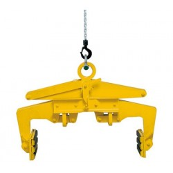 YALE TBG Stone / concrete grab with large jaw capacity