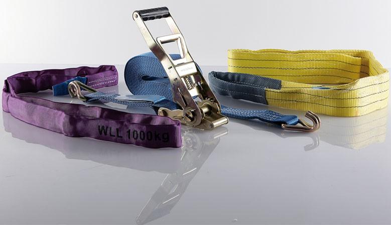 Texile lifting slings